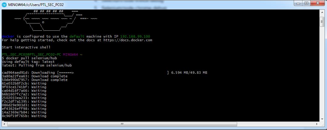 Selenium Grid with Docker   Pragmatic Test Labs